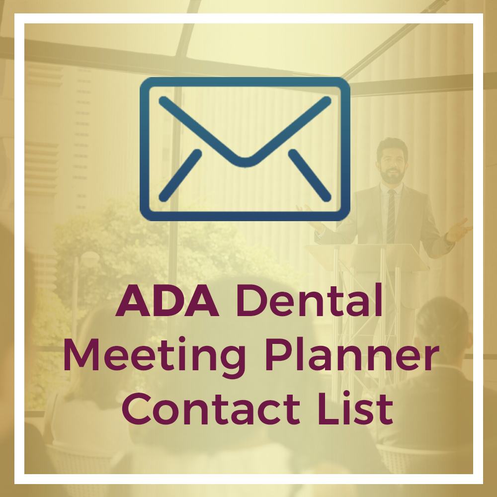 ada meeting planner contact list