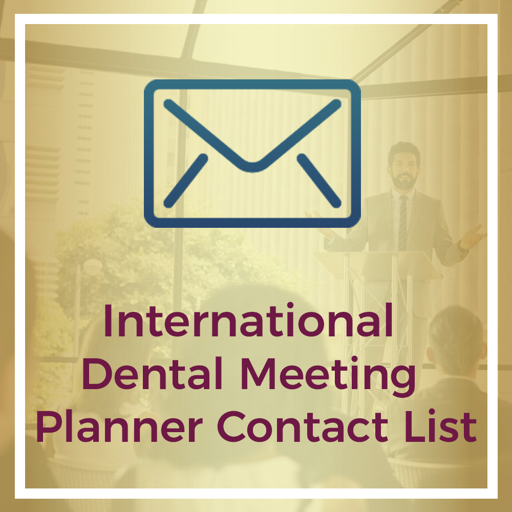 international meeting planner contact list
