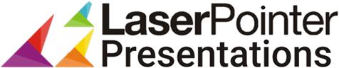 laser pointer presentations logo