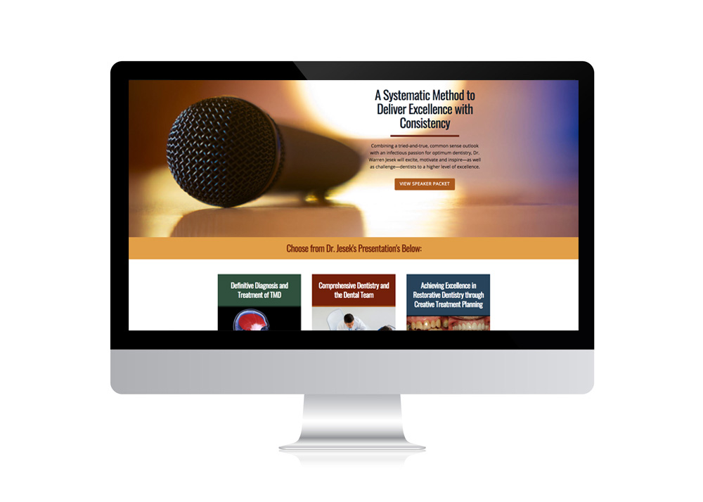 dental-speaker-consultant-website