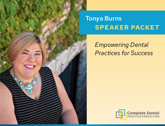 Burns-dental-speaker-packet