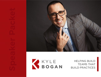 Kyle Bogan dental-speaker-packet